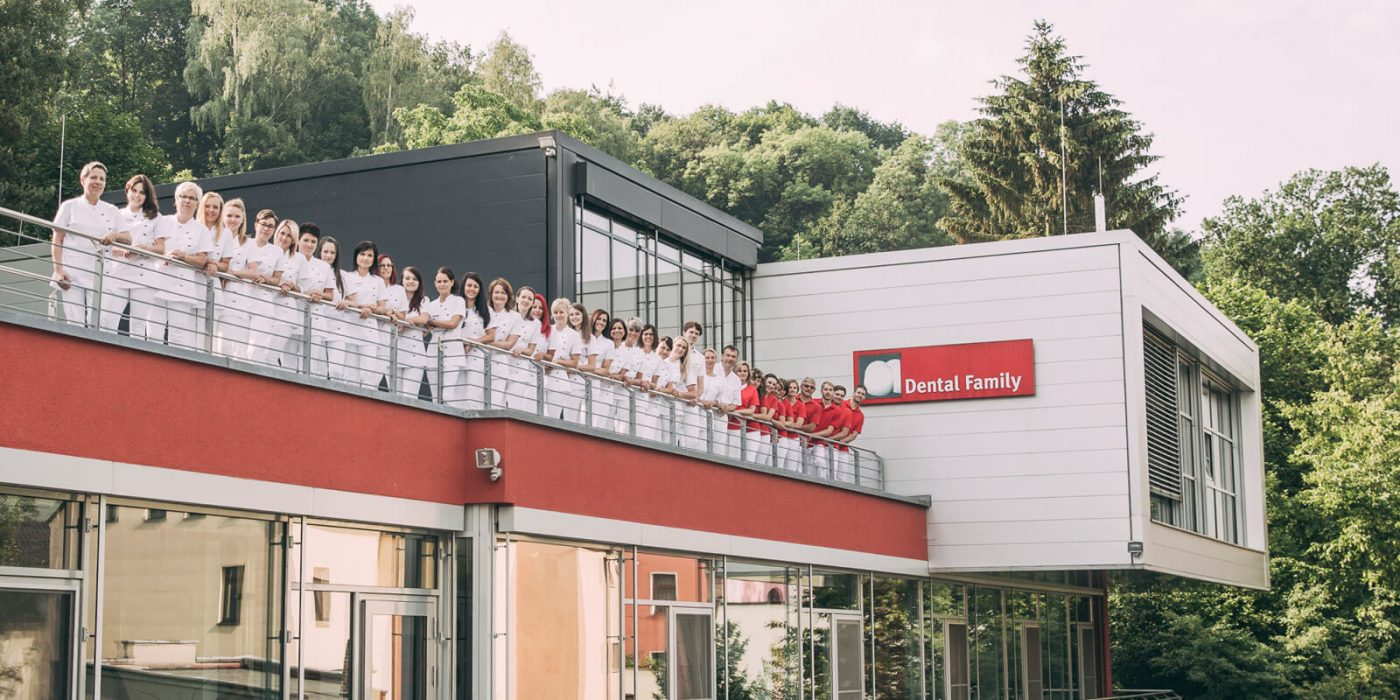Team der Dental Family in Jahnsdorf bei Chemnitz